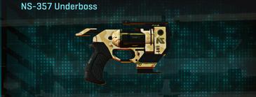 Sandy scrub pistol ns-357 underboss
