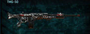 Snow aspen forest lmg tmg-50
