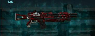 Tr zebra assault rifle tar