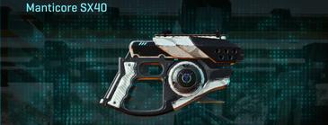 Esamir snow pistol manticore sx40