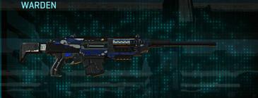 Nc patriot battle rifle warden
