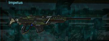 Amerish leaf sniper rifle impetus