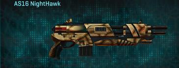 Giraffe shotgun as16 nighthawk
