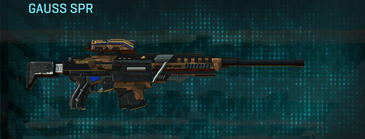 Indar rock sniper rifle gauss spr