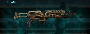 Indar plateau carbine t5 amc