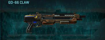 Indar rock shotgun gd-66 claw