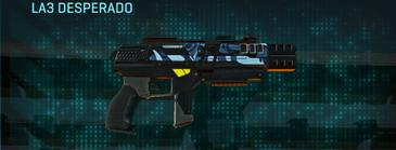 Nc alpha squad pistol la3 desperado
