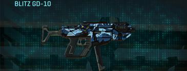 Nc alpha squad smg blitz gd-10