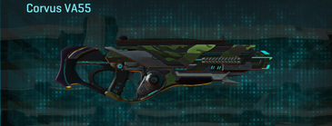 Amerish leaf assault rifle corvus va55
