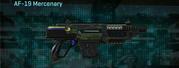 Amerish leaf carbine af-19 mercenary