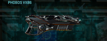 Indar dry brush shotgun phobos vx86