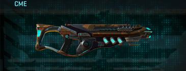 Indar rock assault rifle cme