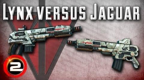Lynx versus Jaguar TR Weapon Review Comparison - PlanetSide 2