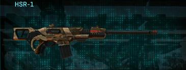 Indar rock scout rifle hsr-1