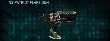Scrub forest pistol ns patriot flare gun