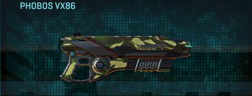 Temperate forest shotgun phobos vx86