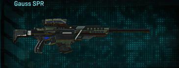 Amerish scrub sniper rifle gauss spr