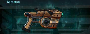 Indar canyons v1 pistol cerberus