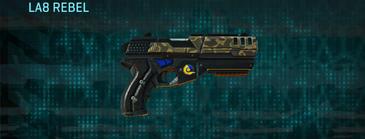 Indar highlands v1 pistol la8 rebel