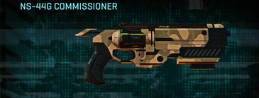 Indar plateau pistol ns-44g commissioner