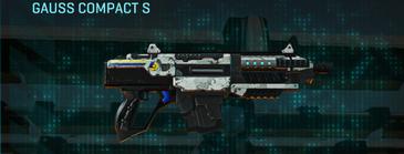 Rocky tundra carbine gauss compact s