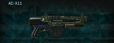 Amerish grassland carbine ac-x11