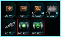 Implant Slots