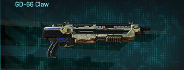 California scrub shotgun gd-66 claw