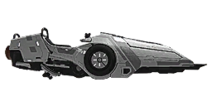 Javelin Side View Icon