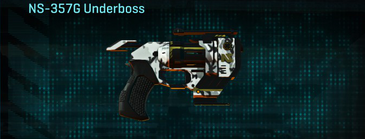 Forest greyscale pistol ns-357g underboss