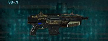 Indar highlands v1 carbine gd-7f