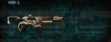 Indar scrub scout rifle hsr-1
