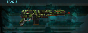 Jungle forest carbine trac-5