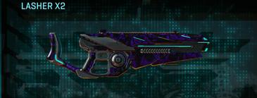 Vs loyal soldier heavy gun lasher x2