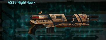 Indar canyons v1 shotgun as16 nighthawk