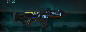 Nc alpha squad assault rifle gr-22