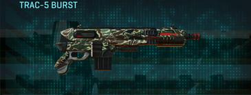 Scrub forest carbine trac-5 burst