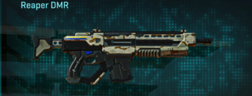 California scrub assault rifle reaper dmr