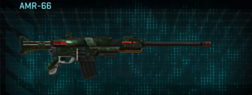 Clover battle rifle amr-66