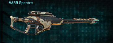 Desert scrub v2 sniper rifle va39 spectre