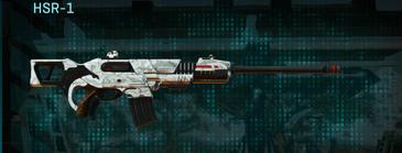 Esamir snow scout rifle hsr-1