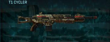 Indar highlands v1 assault rifle t1 cycler