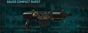 Indar highlands v1 carbine gauss compact burst