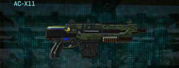 Amerish leaf carbine ac-x11