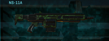 Clover assault rifle ns-11a