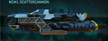 Nc alpha squad max ncm1 scattercannon