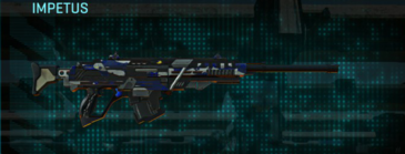 Nc patriot sniper rifle impetus