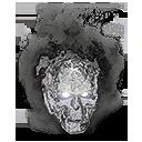Skull Noir NS Helmet