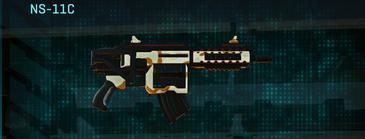 California scrub carbine ns-11c