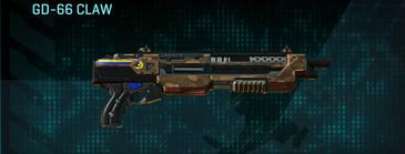 Indar plateau shotgun gd-66 claw